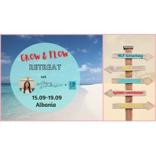 Grow & Flow Retreat in Vlore, Albania 15.19 September 2021 A