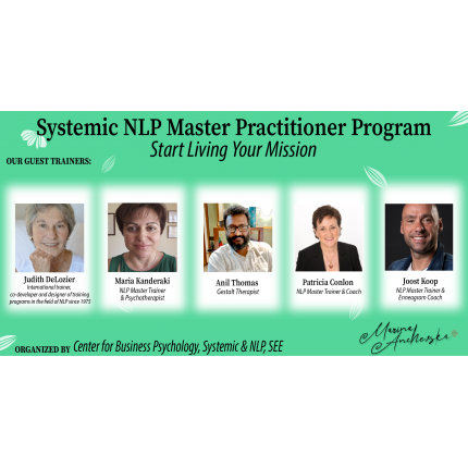 Exclusive Series of 5 ONLINE Master Classes - PACKAGE of 5 MASTER CLASSES with Recordings